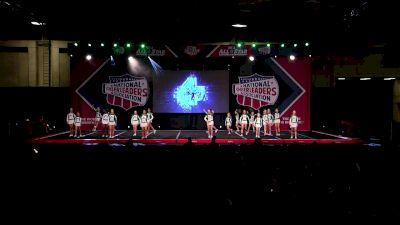 Louisiana Rebel All Stars Trinity [2020 L3 Small Junior Day 2] 2020 NCA All-Star Nationals
