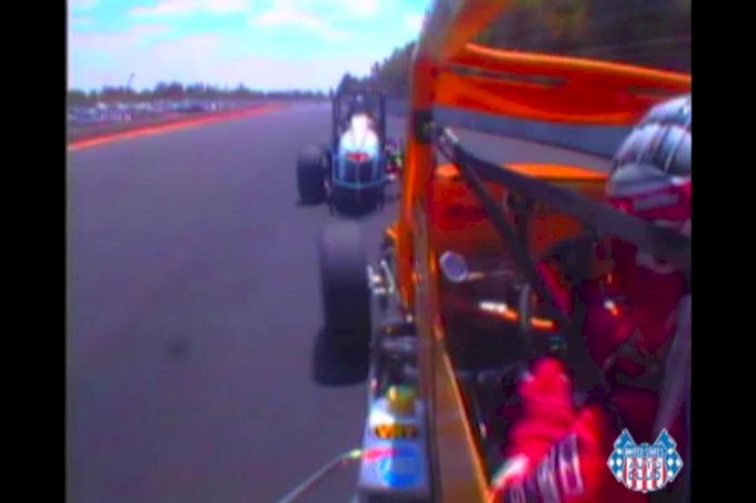 Rewind: 1998 Jason Leffler In-Car