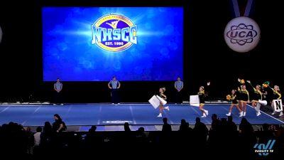 Greenup County High School [2019 Large Varsity Division II Semis] 2019 UCA National High School Cheerleading Championship