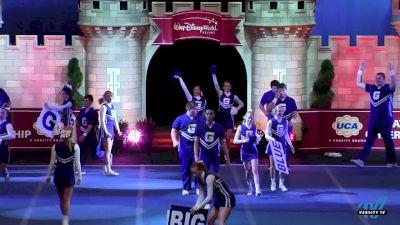 Graves County High School [2019 Large Varsity Coed Semis] 2019 UCA National High School Cheerleading Championship