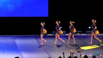 Kickapoo High School [2019 Medium Pom Prelims] UDA National Dance Team Championship