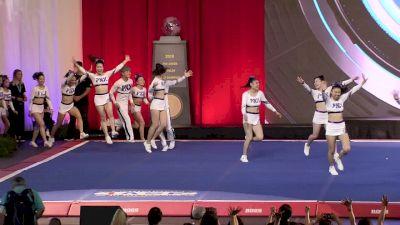 PHOENIX PURPLE - (Japan) [2019 L6 International Open Large Coed Finals] 2019 The Cheerleading Worlds