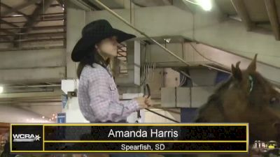 Amanda Harris Makes Fastest Run Of The Semi-Finals To Qualify For Green Bay