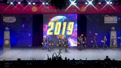 Dance Factory- Mexico [2019 Open Coed Pom Finals] 2019 The Dance Worlds