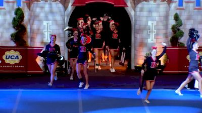 Ravenwood High School [2020 Medium Varsity Division I Finals] 2020 UCA National High School Cheerleading Championship
