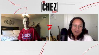 How Sam Became A Book Ambassador   Episode 6 The Chez Show with Sam Fischer