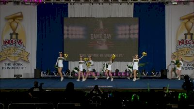 Canyon Lake High School [2019 Game Day Band Chant Small High School Finals] NCA Senior & Junior High School National Championship
