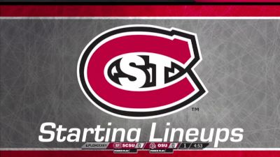 Ohio State at St Cloud State