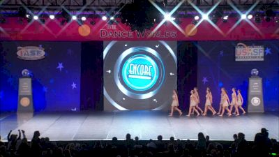 Dancin' Bluebonnets - Senior Contemporary [2019 Senior Small Contemporary/Lyrical Finals] 2019 The Dance Worlds