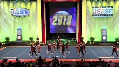 Titanes - Titanes All Star (Colombia) [2019 L5 International Open Large Coed Finals] 2019 The Cheerleading Worlds