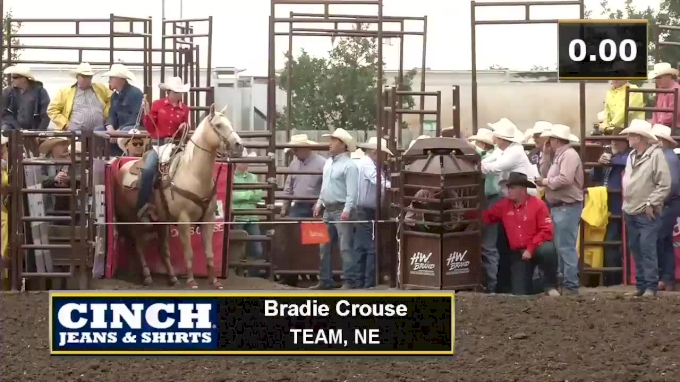 Bradie Crouse 2018 NJHSFR Champion