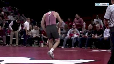 285 lbs: Jake Kleimola, Indiana vs Matthew Correnti, Rutgers