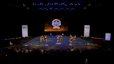 Opp High School [2020 Medium Varsity Non Tumbling Semis] 2020 UCA National High School Cheerleading Championship