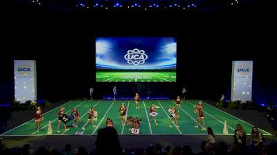 Ponderosa High School [2020 Medium Game Day Division II Prelims] 2020 UCA National High School Cheerleading Championship
