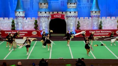 East Ridge High School [2020 Small Game Day Division I Finals] 2020 UCA National High School Cheerleading Championship