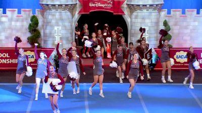 Niceville High School [2020 Large Varsity Division I Finals] 2020 UCA National High School Cheerleading Championship
