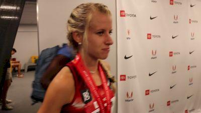 Iowan Karissa Schweizer Makes First World 5k Team