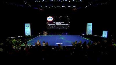 Prior Lake High School [2020 Small Junior High Semis] 2020 UCA National High School Cheerleading Championship