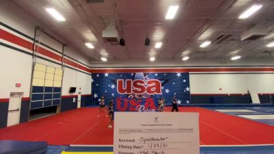 Usa Starz - Reign [L6 International Open Coed - Large] 2021 ATC International Virtual Championship