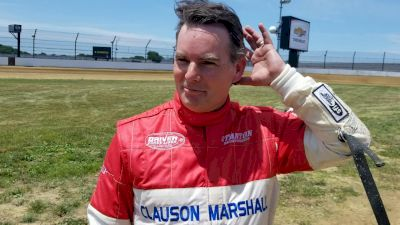 Jeff Gordon Reacts To First Midget Laps In 28 Years