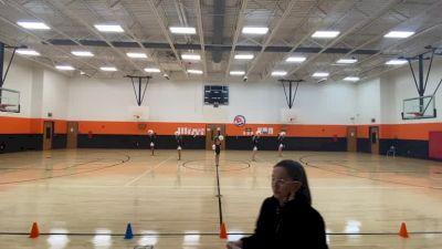 Beavercreek High School [Junior Varsity Pom] 2020 UDA North Virtual Dance Challenge