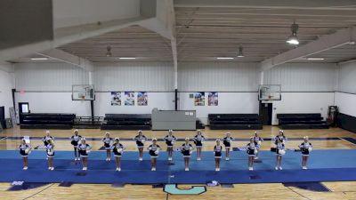 Delta Charter School [Game Day Large Varsity - Non Tumble] 2020 UCA Louisiana Virtual Regional