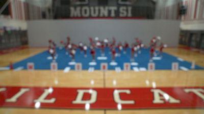 Mount Si High School [Virtual Super Varsity Non Tumbling Game Day Finals] 2021 UCA National High School Cheerleading Championship