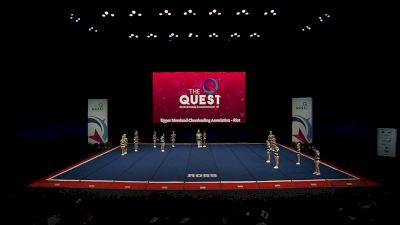 Upper Moreland Cheerleading Association - Riot [2021 L2 Performance Rec - 14Y (NON) - Large Semis] 2021 The Quest