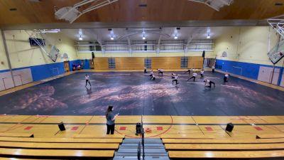 Trumbull High School Winter Colorguard - Dimensions of Love