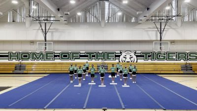 Union Middle School [Junior High -- Fight Song -- Cheer] 2021 USA Spirit & Dance Virtual National Championships