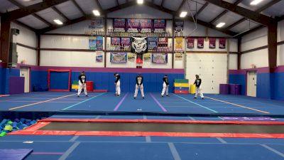 South Park High School [Small Varsity - Hip Hop Virtual Prelims] 2021 NDA High School National Championship