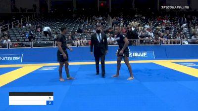CELSO RICARDO DOS REIS FILHO vs ALEXANDRE JOAQUIM DE JESUS 2021 World IBJJF Jiu-Jitsu No-Gi Championship