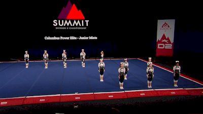 Columbus Power Elite - Junior Mints [2021 L1 Junior - Small Finals] 2021 The D2 Summit