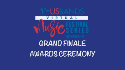 RESULTS: 2021 USBands Virtual Music Festival Series Grand Finale Awards Ceremony