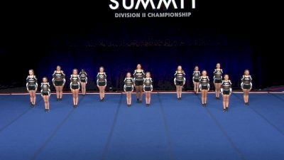 Cheer Explosion - Fire [2021 L3 Junior - Small Wild Card] 2021 The D2 Summit