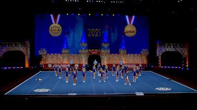 University of Delaware [2021 All Girl Division I Semis] 2021 UCA & UDA College Cheerleading & Dance Team National Championship