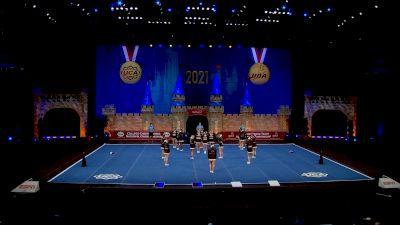 McKendree University [2021 All Girl Division I Semis] 2021 UCA & UDA College Cheerleading & Dance Team National Championship