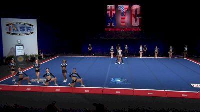 Central Jersey All Stars - Team Gunz [2021 L6 Senior XSmall Coed Semis] 2021 The Cheerleading Worlds
