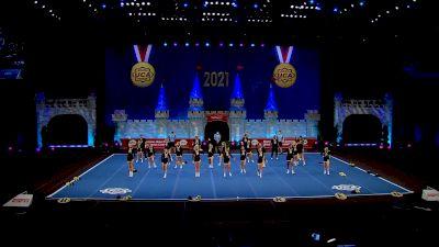 Broken Arrow High School [2021 Medium Varsity Coed Finals] 2021 UCA National High School Cheerleading Championship