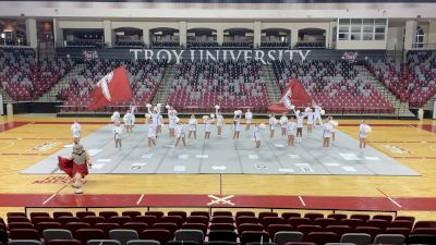 Troy University [Virtual Division IA Game Day - Cheer Finals] 2021 UCA & UDA College Cheerleading & Dance Team National Championship