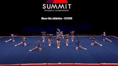 Show Me Athletics - ICONS [2021 L2 Junior - Small Semis] 2021 The D2 Summit