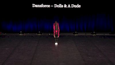 DanzForce Academy - Danzforce Dolls And A Dude [2021 Youth Coed Hip Hop - Small Finals] 2021 The Dance Summit