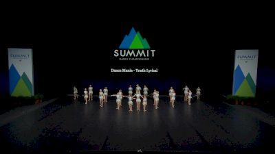 Dance Mania - Youth Lyrical [2021 Youth Contemporary / Lyrical - Large Finals] 2021 The Dance Summit