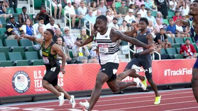 Trayvon Bromell Is The Fastest Man On Earth