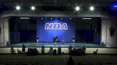 Ignite Dance Center [2021 Senior Small Hip Hop Day 2] 2021 NDA All-Star National Championship