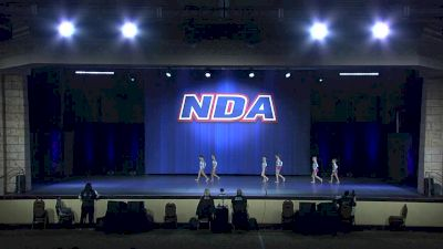 Dancin with Roxie Prestige [2021 Tiny Jazz Day 2] 2021 NDA All-Star National Championship