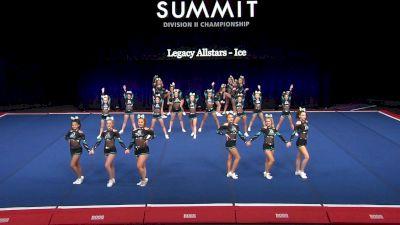 Legacy Allstars - Ice [2021 L4 Junior - Medium Wild Card] 2021 The D2 Summit