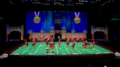 University of Mississippi [2021 All Girl Division IA Game Day Finals] 2021 UCA & UDA College Cheerleading & Dance Team National Championship