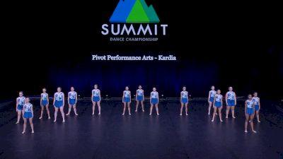 Pivot Performance Arts - Kardia [2021 Junior Contemporary / Lyrical - Large Semis] 2021 The Dance Summit