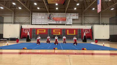 Pittsburg State University [Virtual Division I Finals] 2021 UCA & UDA College Cheerleading & Dance Team National Championship